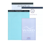 custom letter pads and legal pad manufacturer